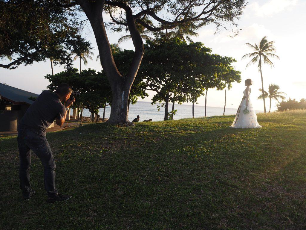 ハワイ カメラマン George 人気