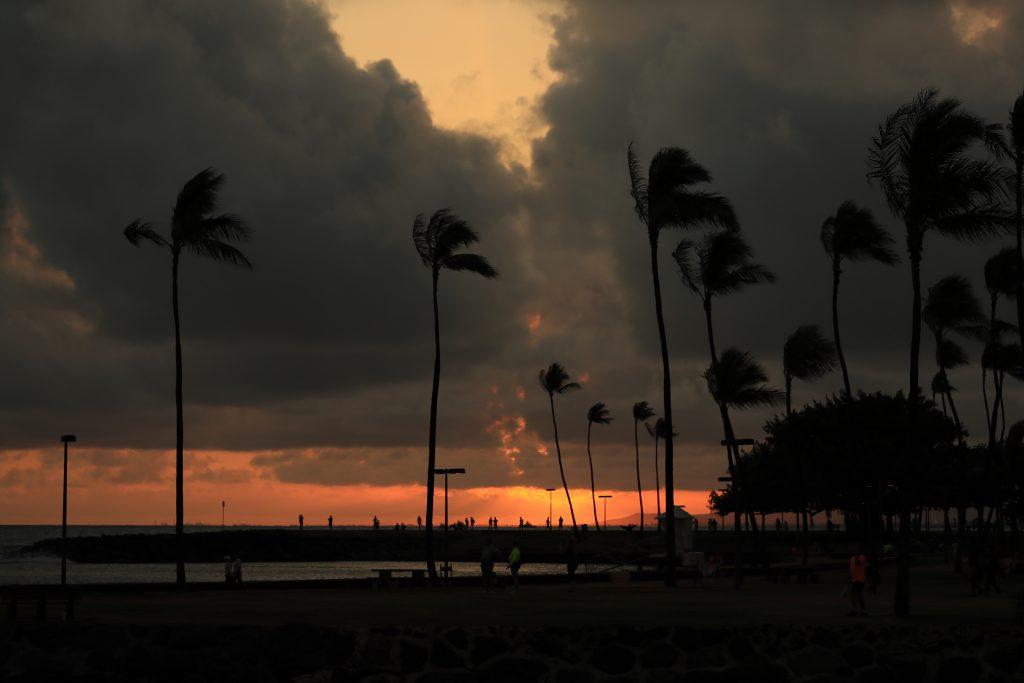 ハワイ クルージング サンセット レストラン