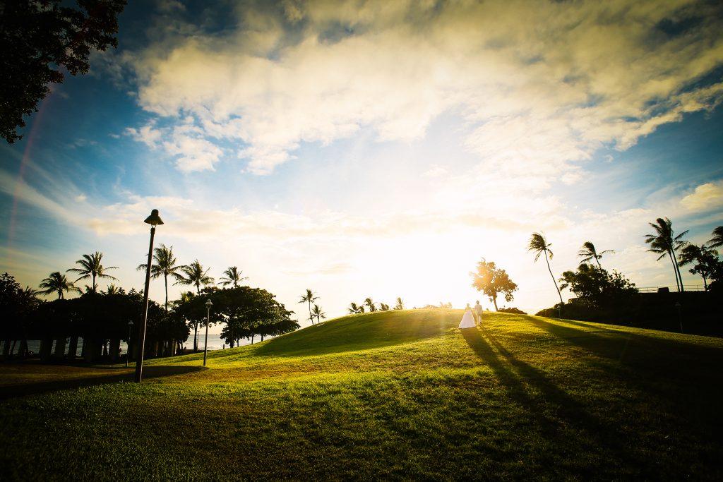 ハワイ フォトウェディング ラヴィ
