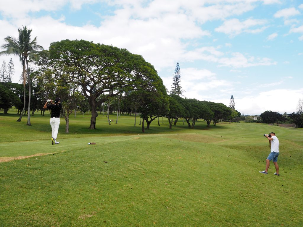 AFLOAT Hawaii ゴルフ ハワイ