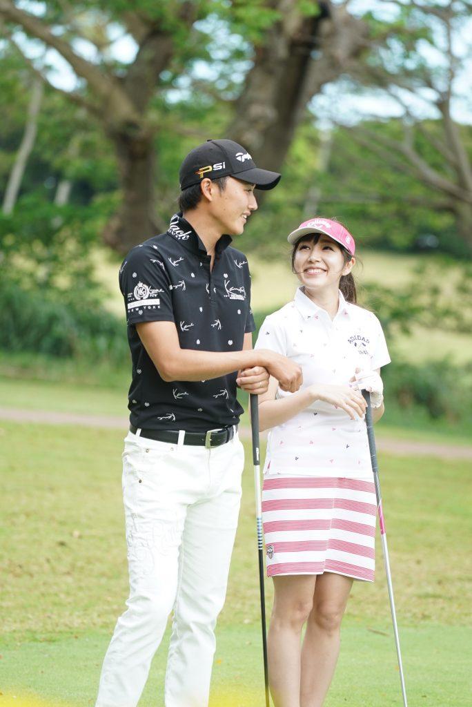 アフロートハワイ ゴルフ フォトツアー