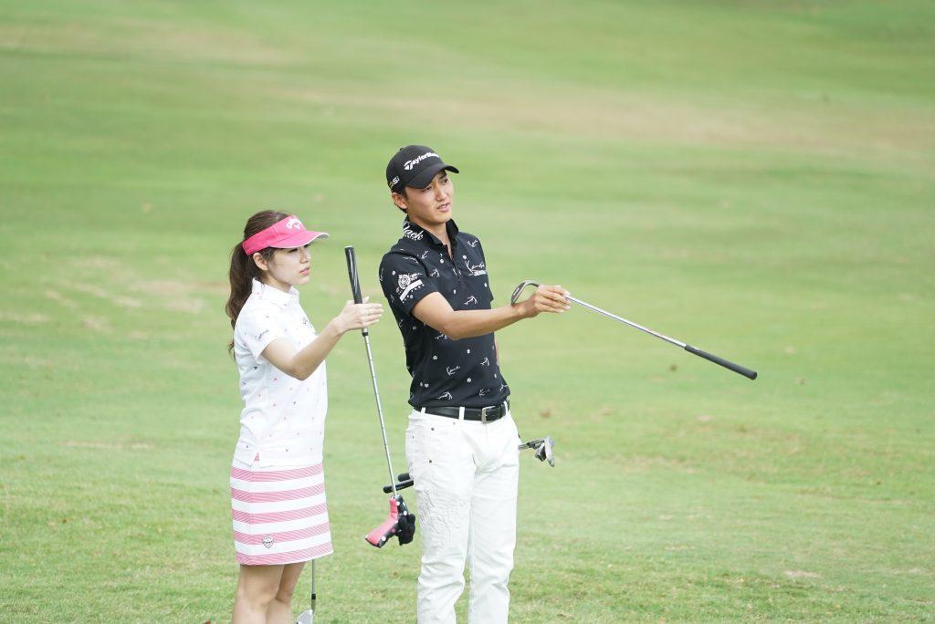ハワイ ゴルフ女子 人気