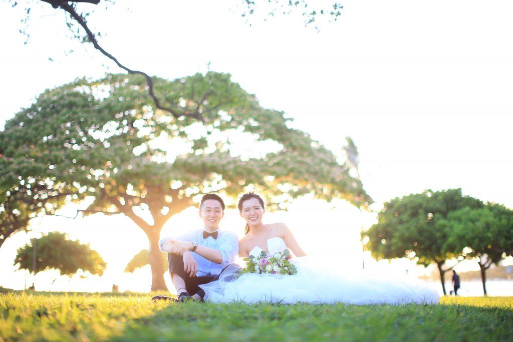 アラモアナビーチパーク ハワイ ローカル