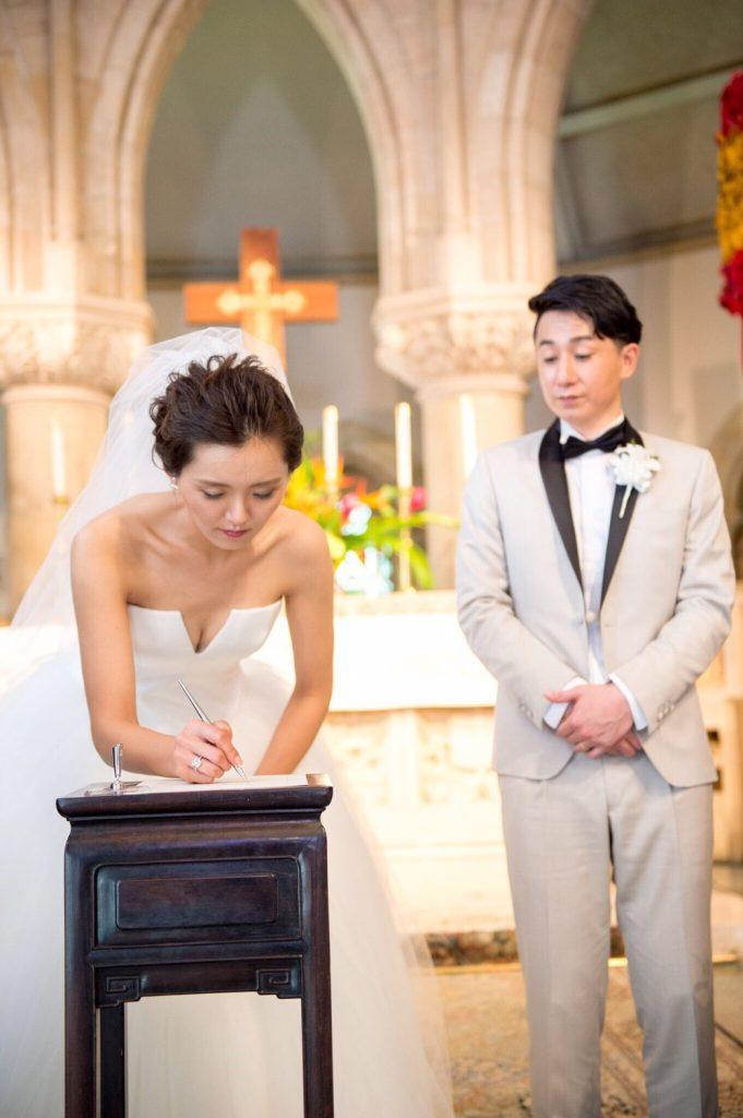 ハワイ おすすめ 結婚証明書