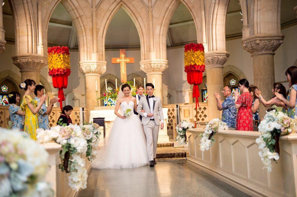 ハワイ 結婚式 会場 クチュールナオコ