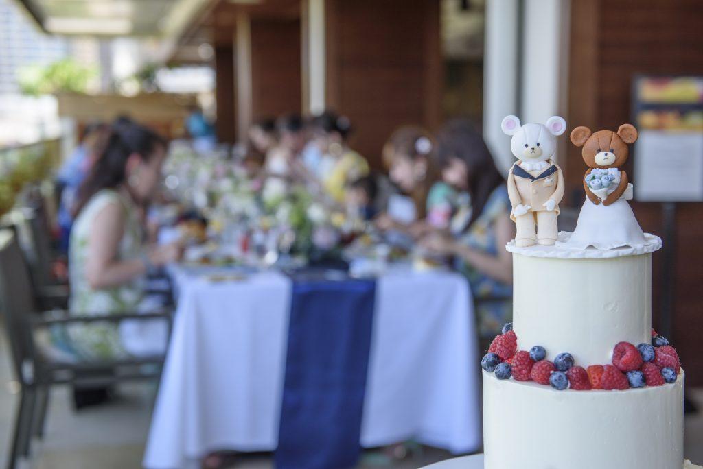 ハワイ ケーキカット 人気 おすすめ
