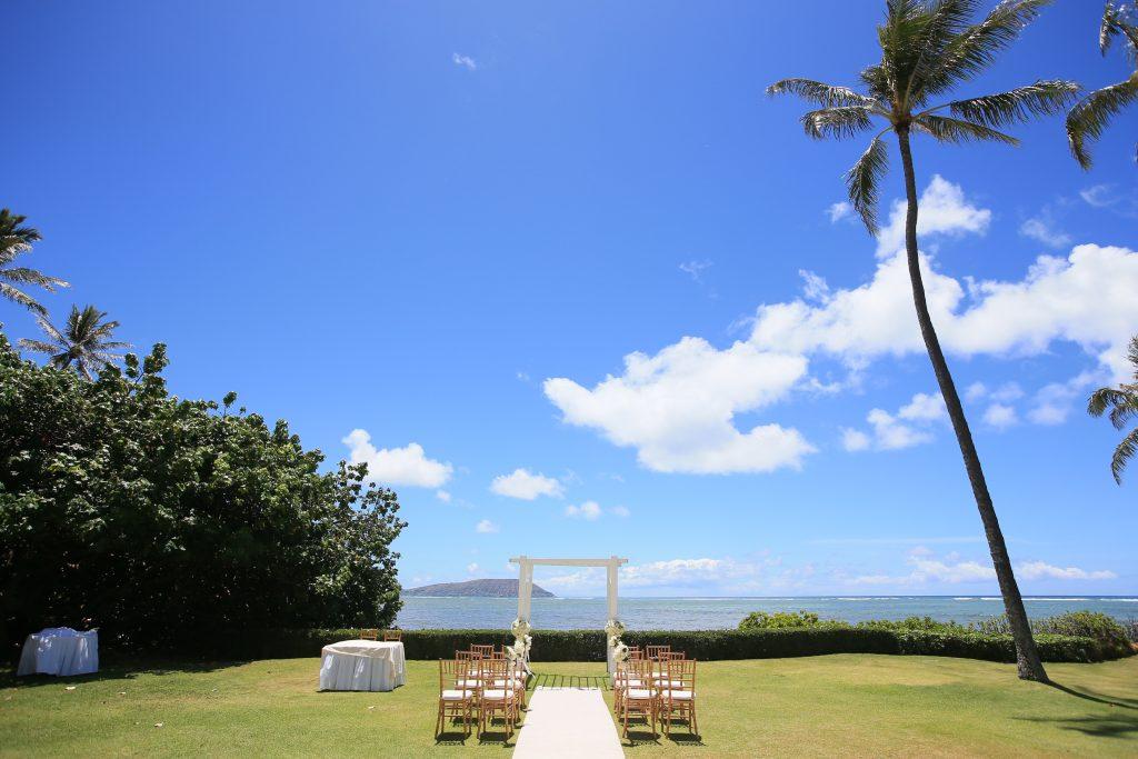 カハラ挙式 ハワイ 人気