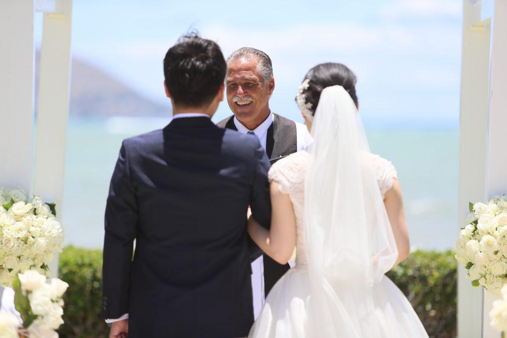 カハラウェディング ホテル挙式 ハワイ