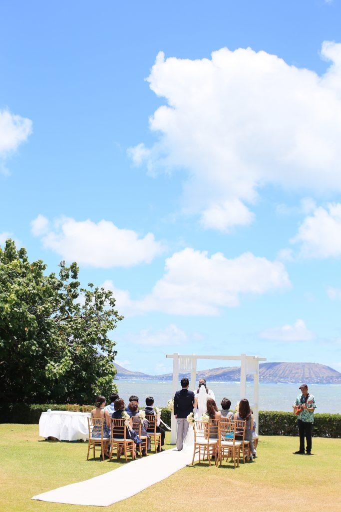 カハラホテル 挙式 人気 アフロートハワイ