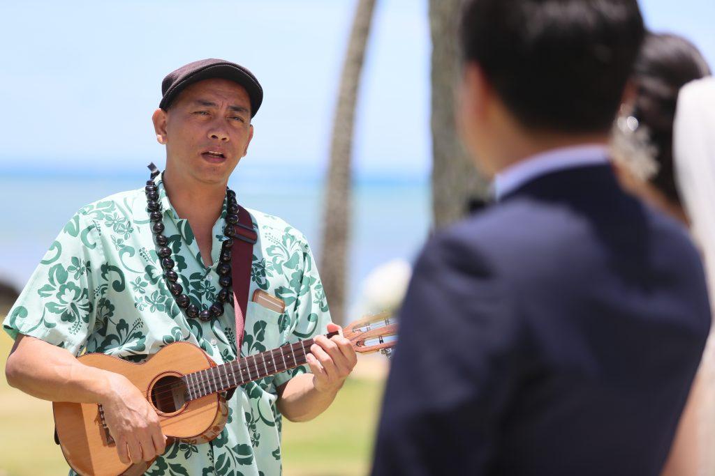 ハワイ ウェディング カハラホテル アフロートハワイ