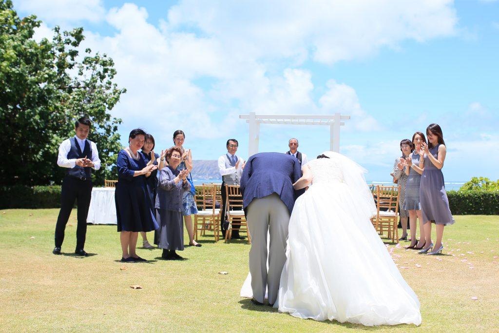 ハワイ ウェディング 海外ウェディング