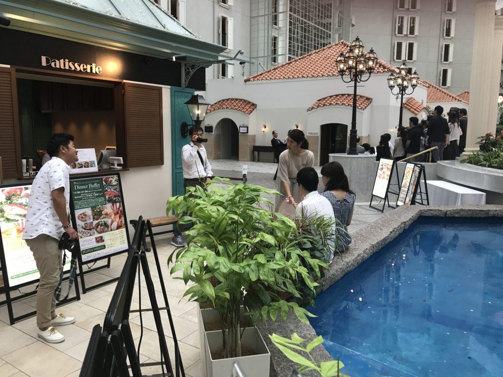 ブライダルフェア 東京ベイ舞浜ホテル クラブリゾート ハワイ AFLOAT Hawaii