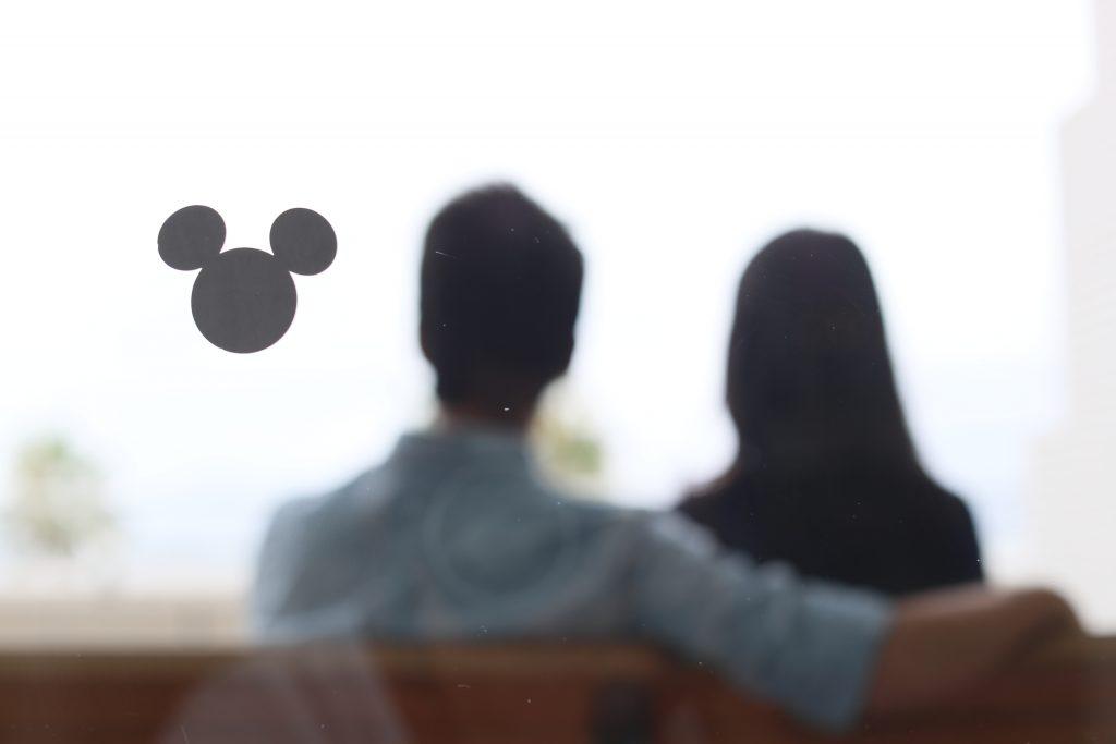ディズニー 撮影 可愛い アフロートハワイ