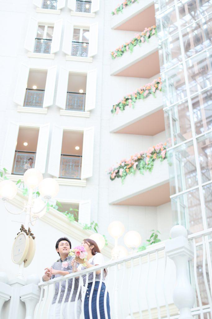 東京ベイ舞浜ホテルクラブリゾート ハワイ ウェディング フォトツアー アフロートハワイ