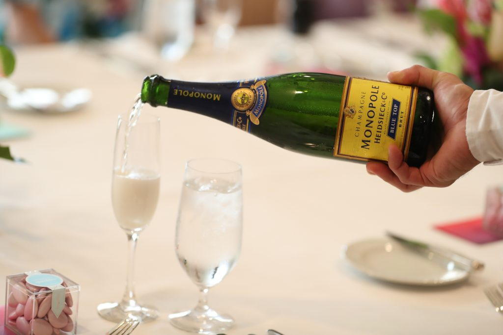 ハワイ 乾杯 シャンパン おすすめ