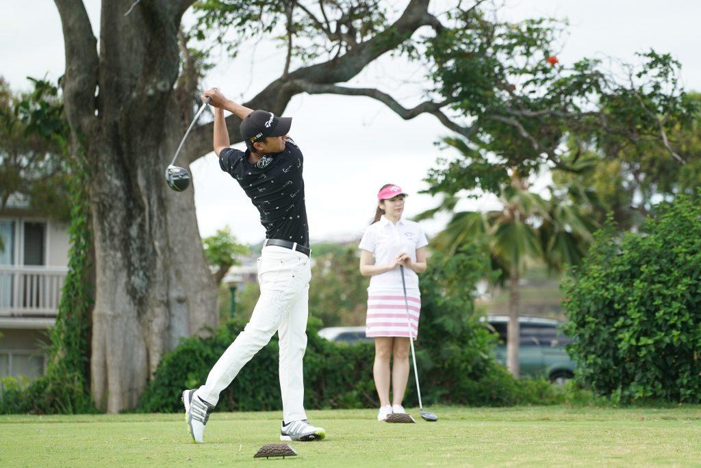 ハワイ ゴルフ アフロートハワイ