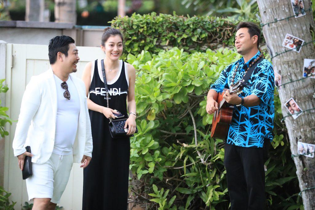 ハワイ サプライズ プロポーズ