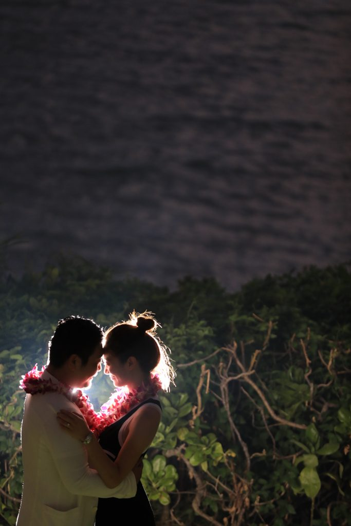 ハワイ プロポーズ 撮影