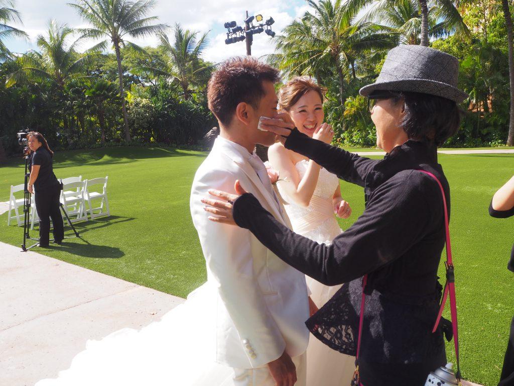ハワイ 結婚式 準備