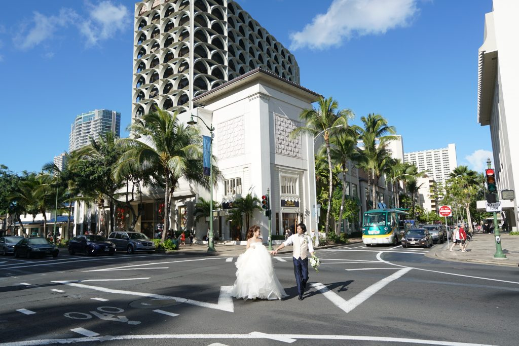 ハワイ 撮影スポット フォトジェニック