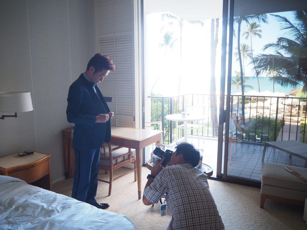 ハワイ ラヴィフォトグラフィー 撮影