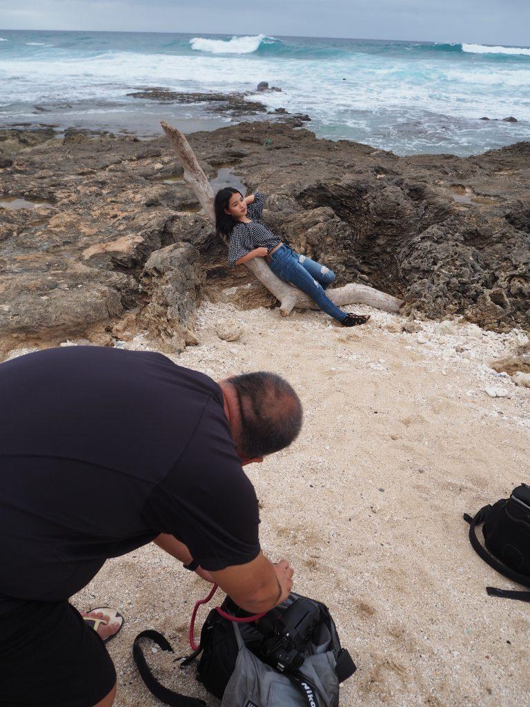 ハワイ ビーチ カメラマン Jayson