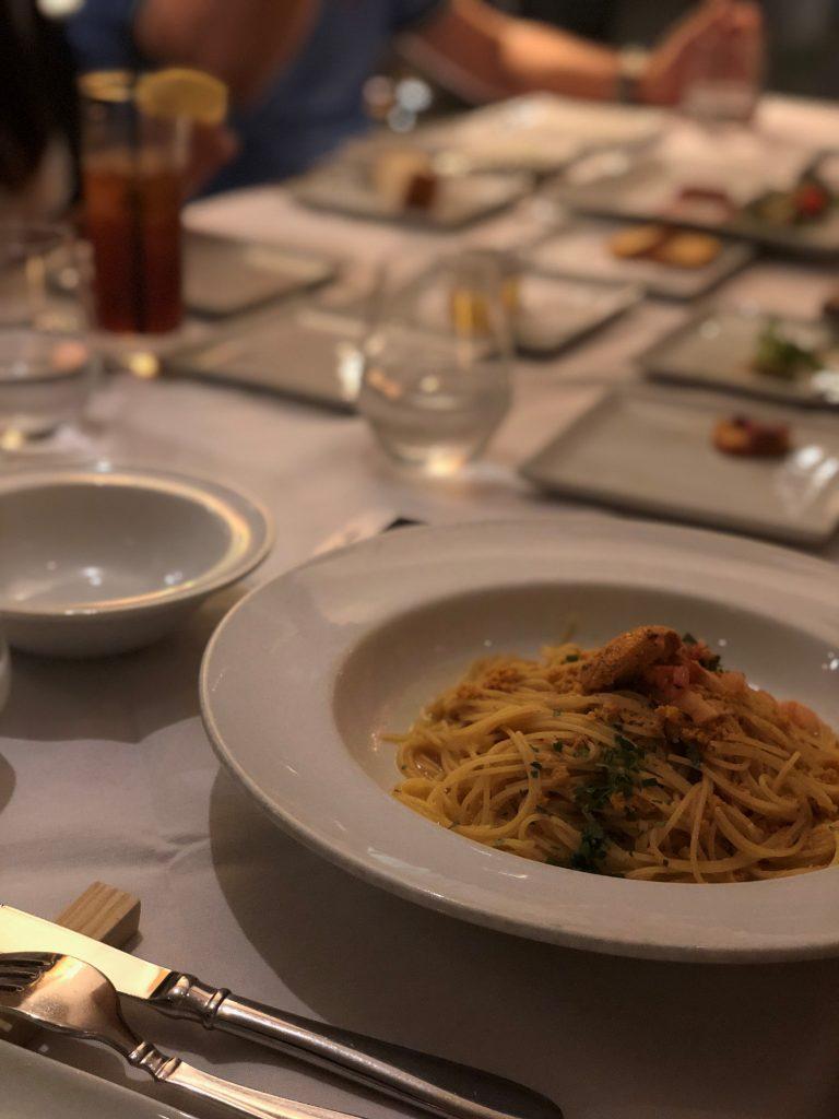 ハワイ レストラン イタリアン 美味しい
