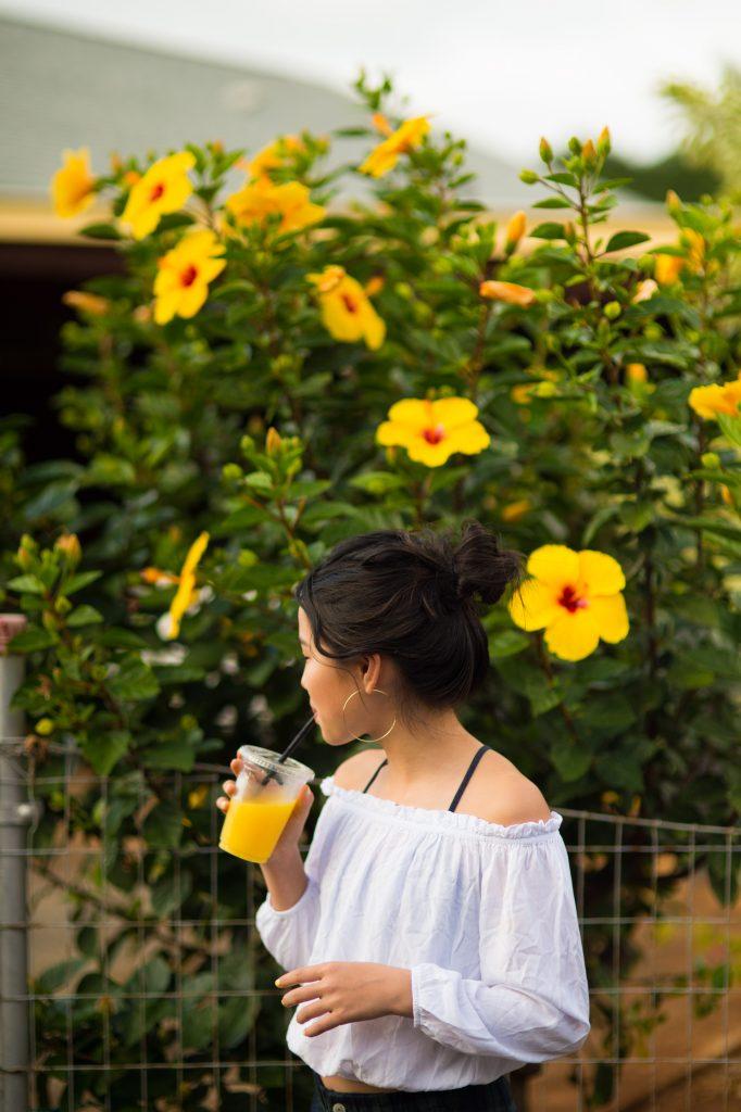 ハワイ オレンジジュース おすすめ