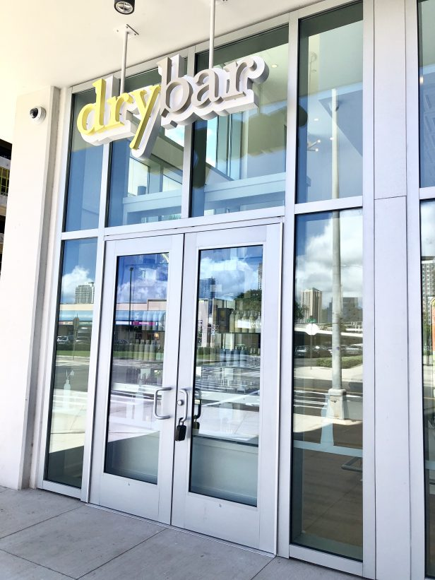 DryBar ブロードライ シャンプー ブロー サロン カカアコ SALT