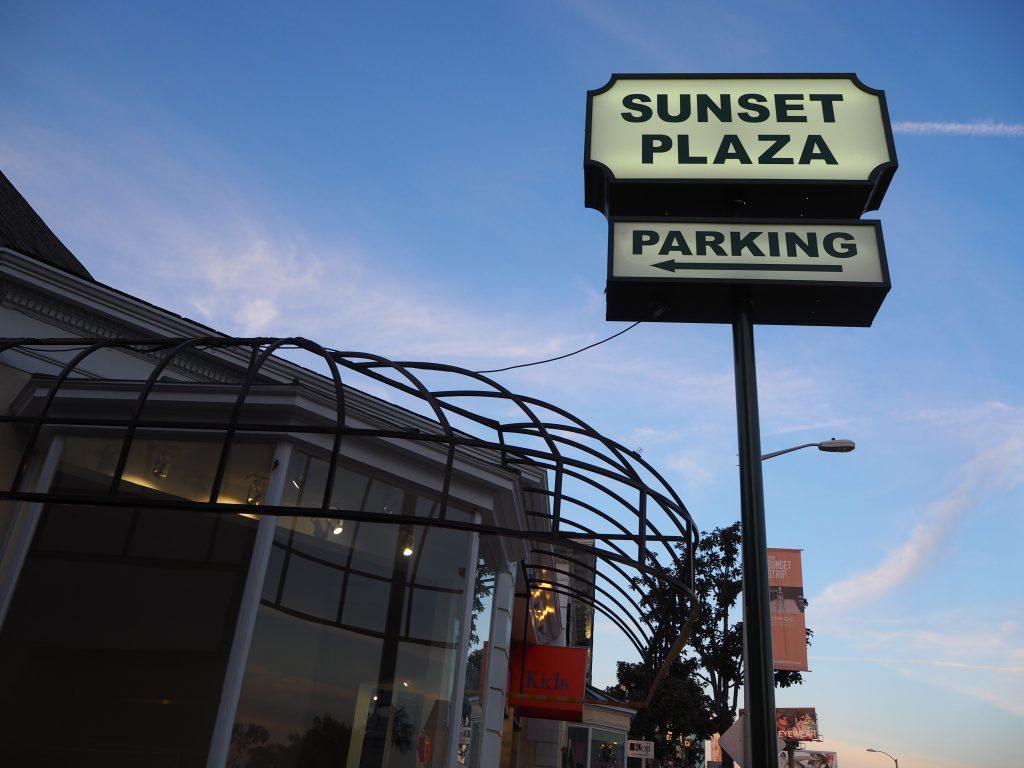 サンセットプラザ Sunset Plaza