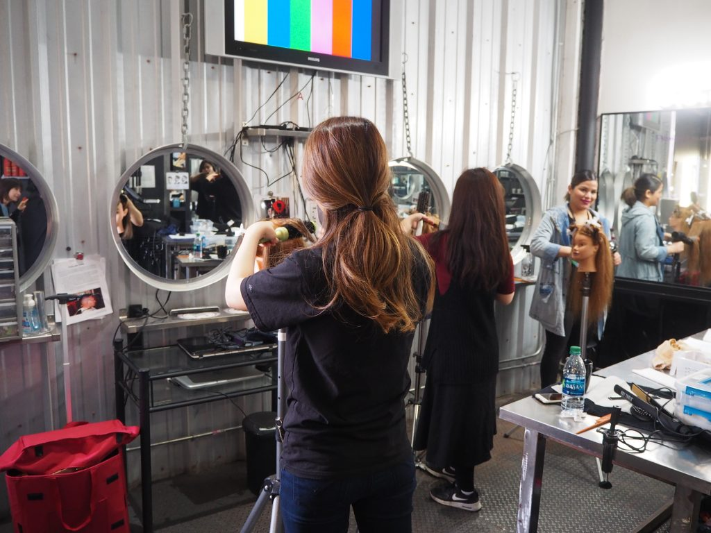 ロサンゼルス ライセンス取得 美容学校