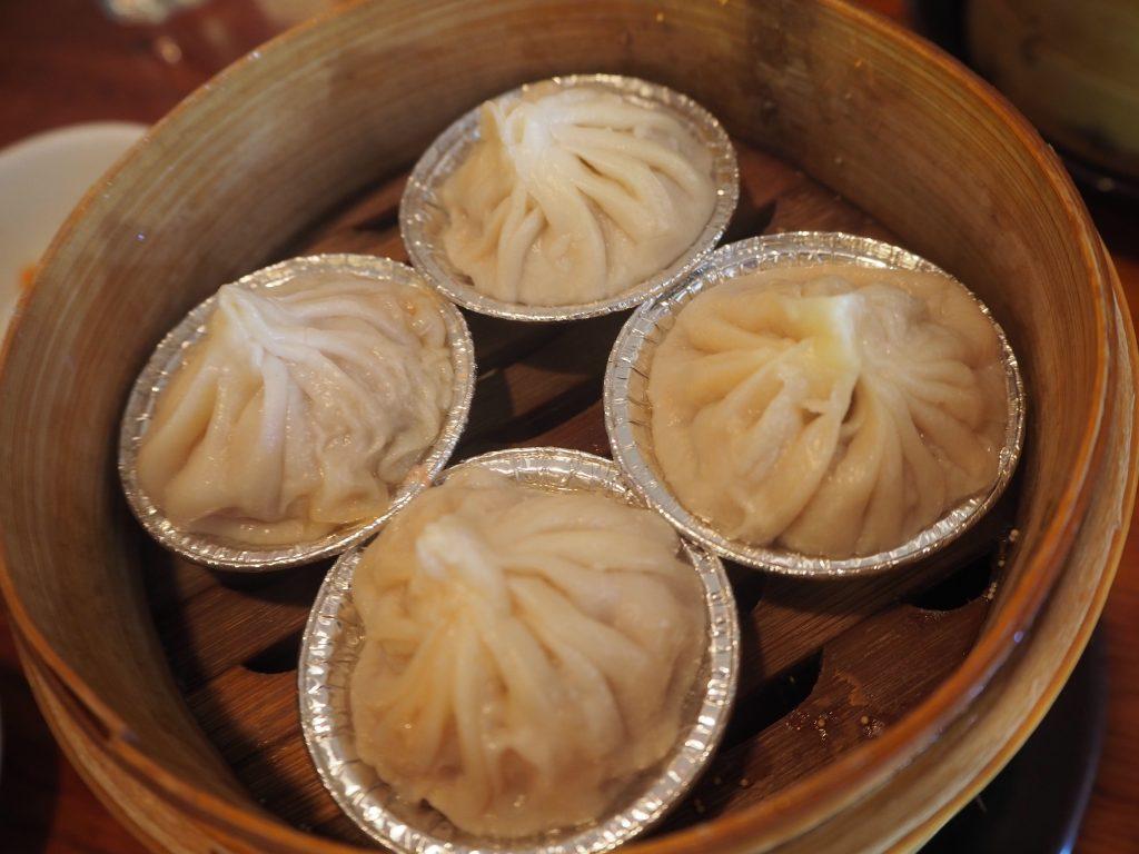 ロサンゼルス 中華料理 小籠包