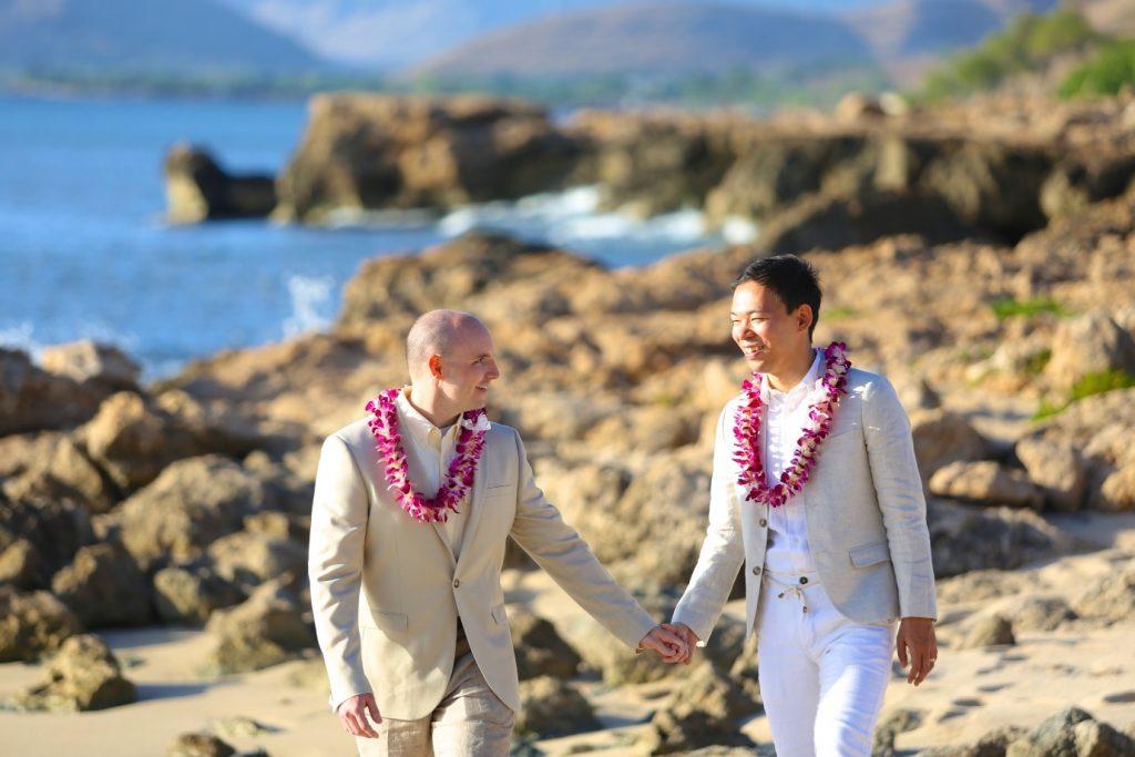 LGBT 撮影 ハワイ 男性同士