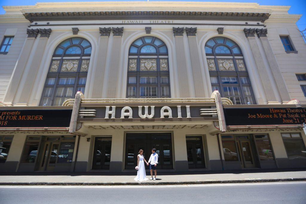 ハワイシアター 人気スポット 可愛い
