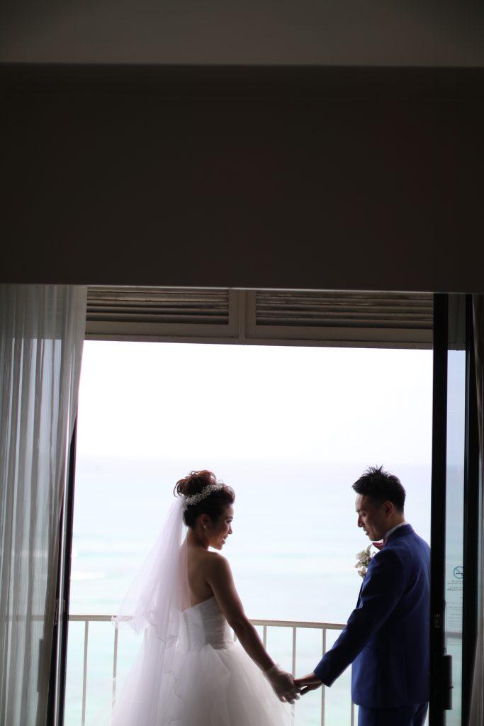 ハワイ ホテル撮影 モアナサーフライダーホテル