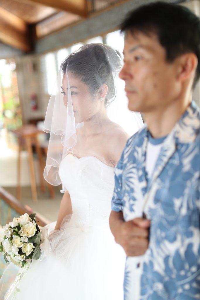 ハワイ 教会 ウェディング