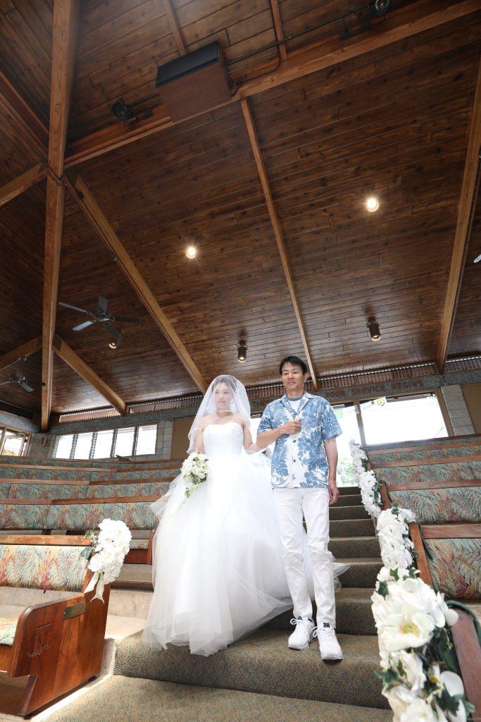 ハワイ キャルバリーバイザシー教会 おすすめ