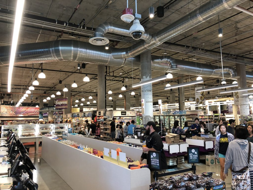 whole foods market ワード地区
