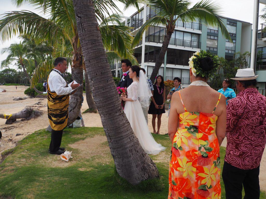 ハワイ挙式 場所 安い