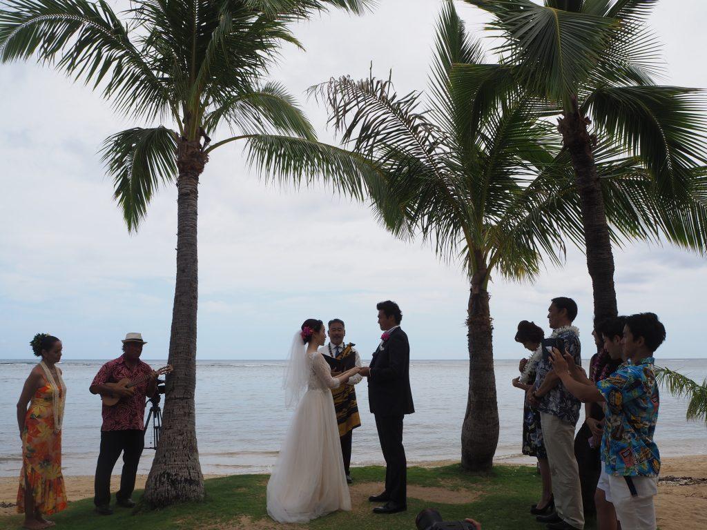 ハワイ 挙式 撮影 フォトツアー