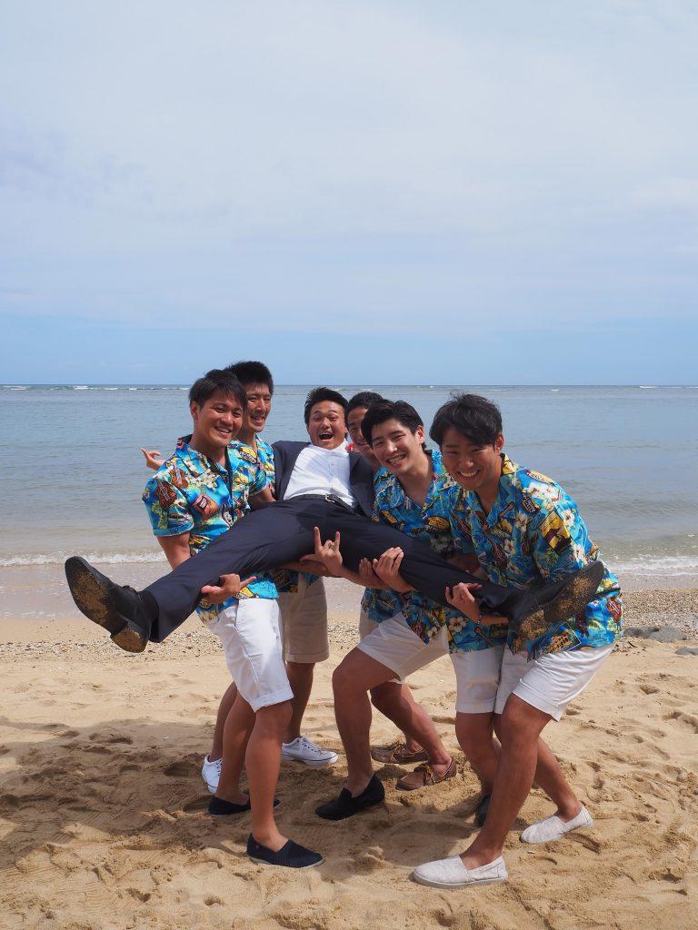ハワイ ビーチ撮影 カハラ