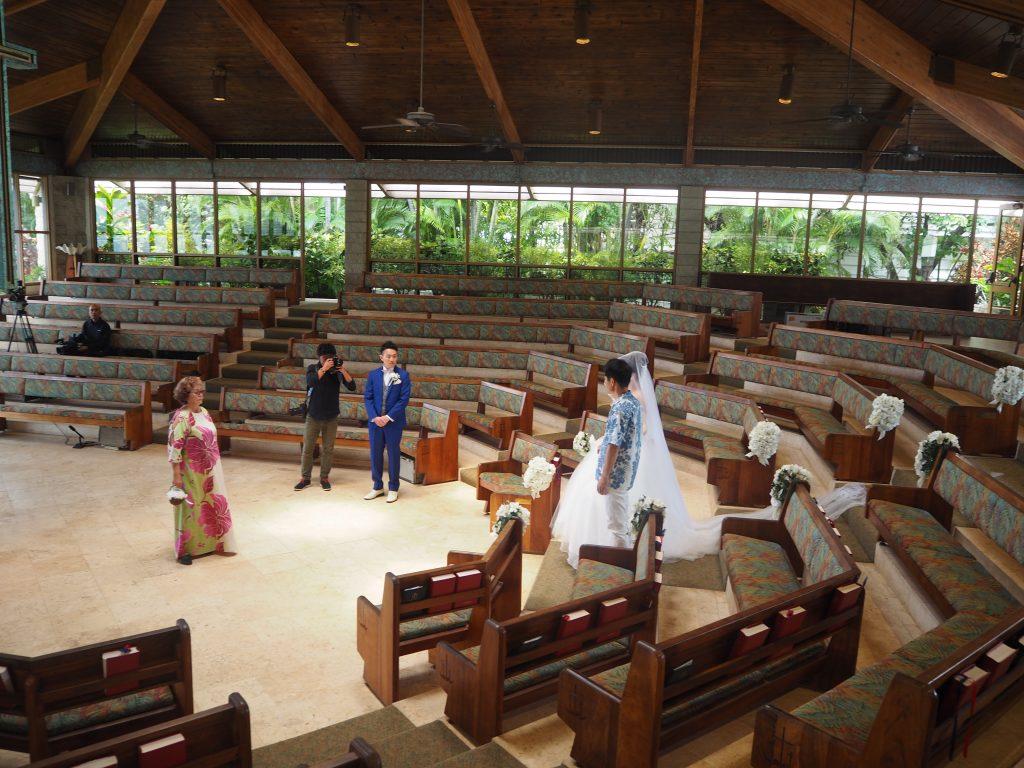 キャルバリーバイザシー教会 ハワイ 人気