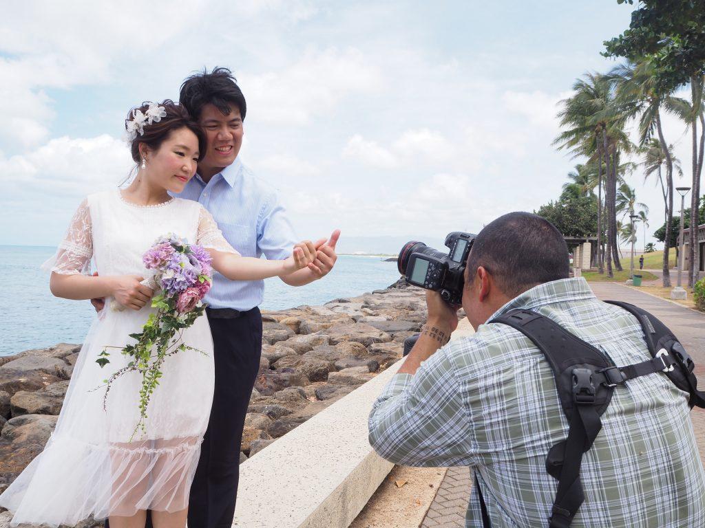 ハワイ 挙式 撮影 会社