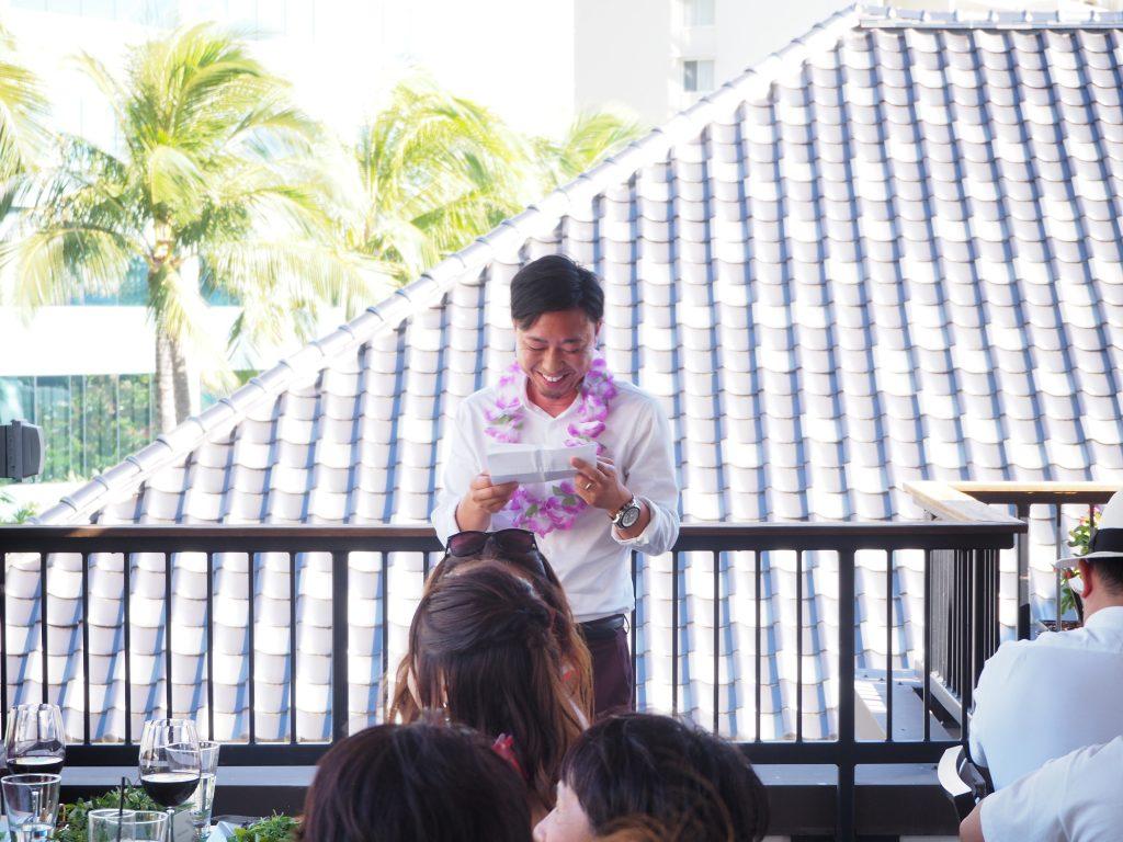 ハワイ レストラン トミーバハマ