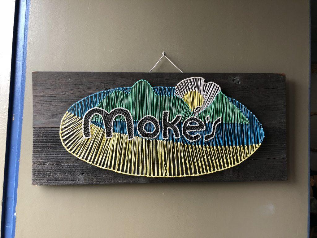 ハワイ Moke's カイルア 美味しい