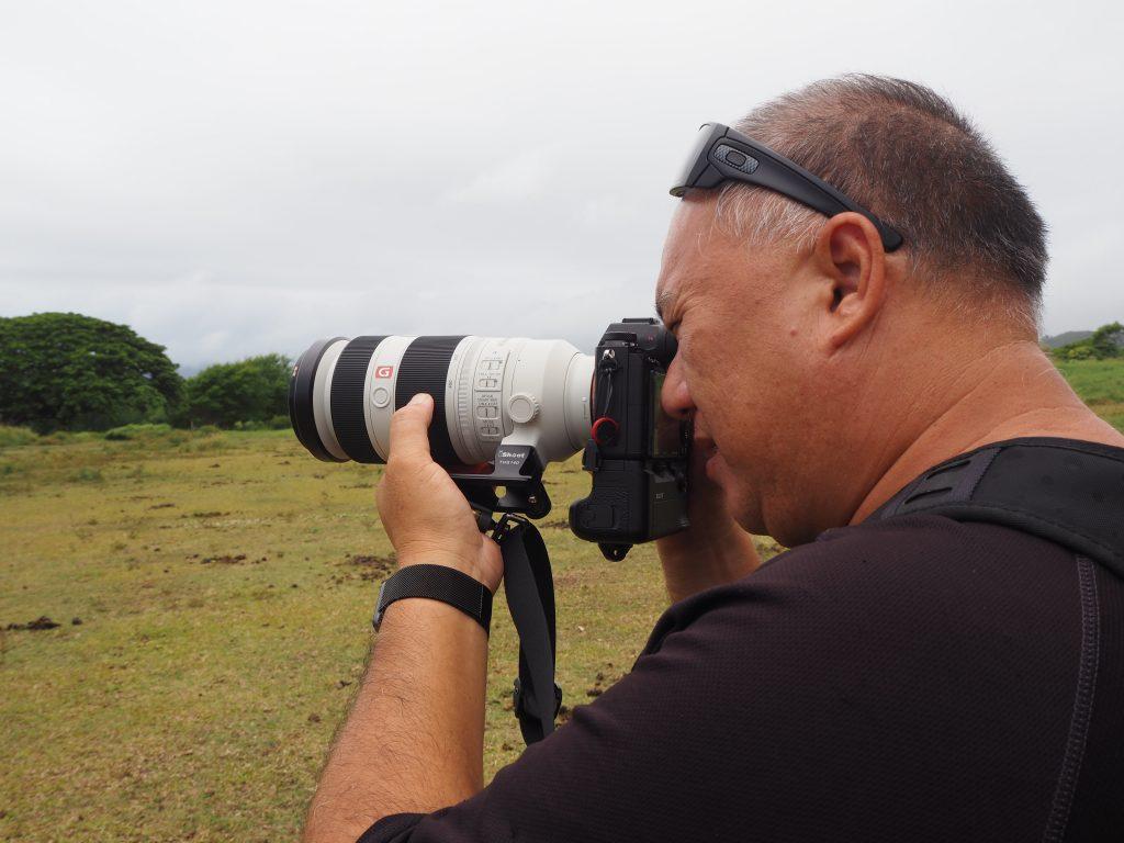 ハワイ カメラマン Jayson Tanega