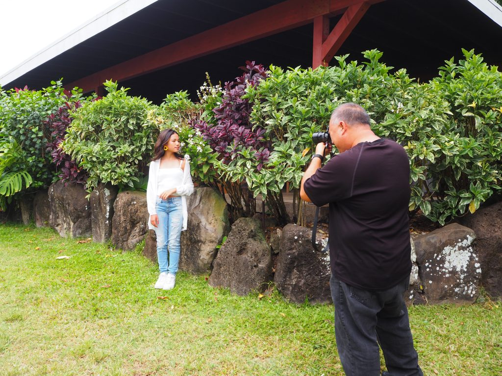 ハワイ 撮影 子供