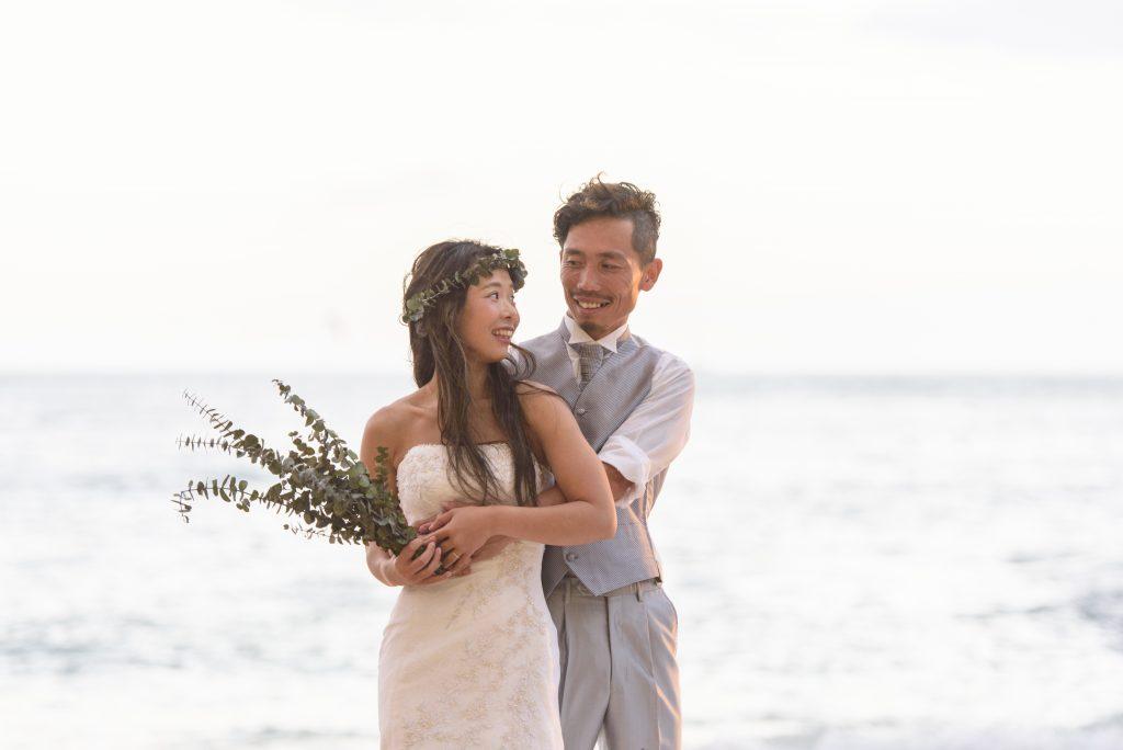 ハワイ カピオラニビーチ