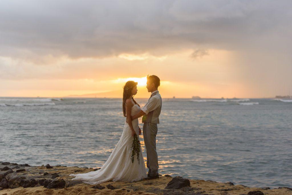 ハワイ サンセット 撮影 オプション