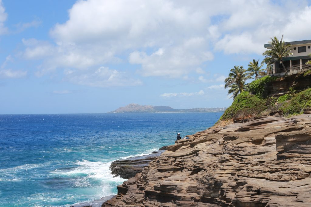 ハワイ フォトスポット 綺麗